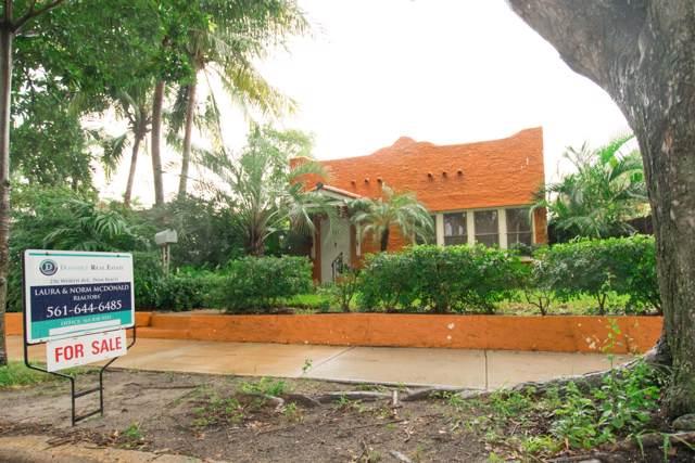 429 48th Street, West Palm Beach, FL 33407 (#RX-10575050) :: Ryan Jennings Group