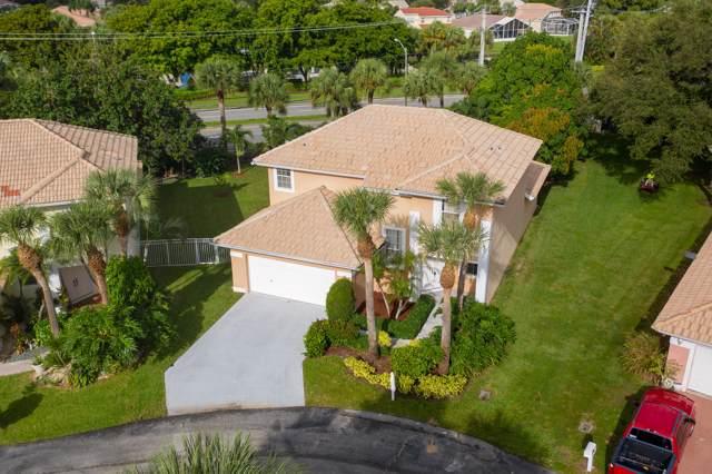 33 Valencia Drive, Boynton Beach, FL 33436 (MLS #RX-10575510) :: Berkshire Hathaway HomeServices EWM Realty