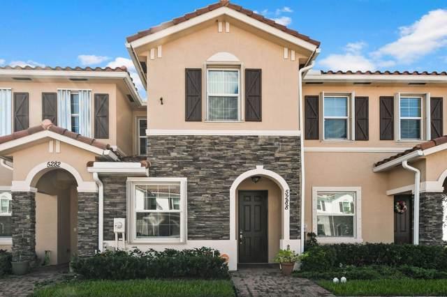 5288 Ellery Terrace, West Palm Beach, FL 33417 (#RX-10575901) :: Ryan Jennings Group