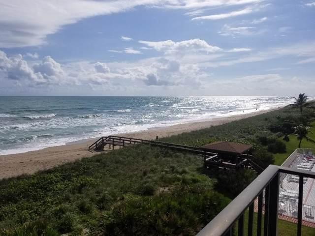 9400 S Ocean S Drive #407, Jensen Beach, FL 34957 (#RX-10575998) :: Ryan Jennings Group