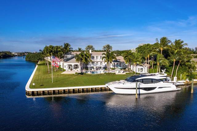 1428 N Ocean Boulevard, Gulf Stream, FL 33483 (#RX-10576233) :: Ryan Jennings Group