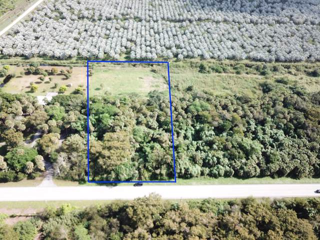 16149 SW Conners Highway, Okeechobee, FL 34974 (MLS #RX-10576571) :: Castelli Real Estate Services