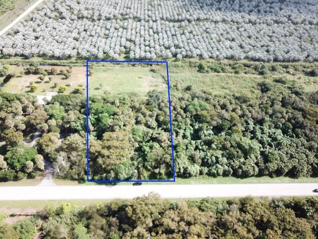 16149 SW Conners Highway, Okeechobee, FL 34974 (#RX-10576571) :: Ryan Jennings Group