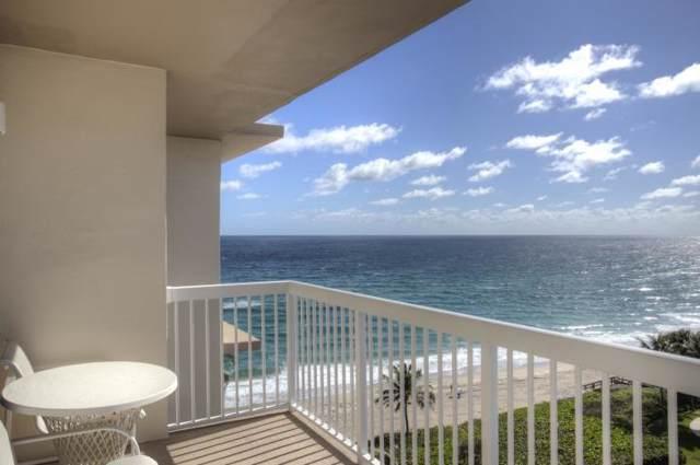 1069 Hillsboro Mile #903, Hillsboro Beach, FL 33062 (MLS #RX-10576670) :: Castelli Real Estate Services