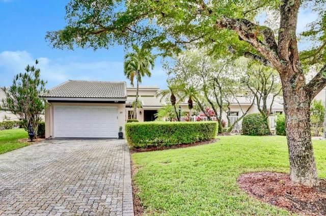 23 Villa Lane, Boynton Beach, FL 33436 (#RX-10576674) :: Ryan Jennings Group