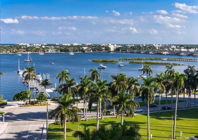 255 Evernia Street #708, West Palm Beach, FL 33401 (#RX-10576719) :: Ryan Jennings Group