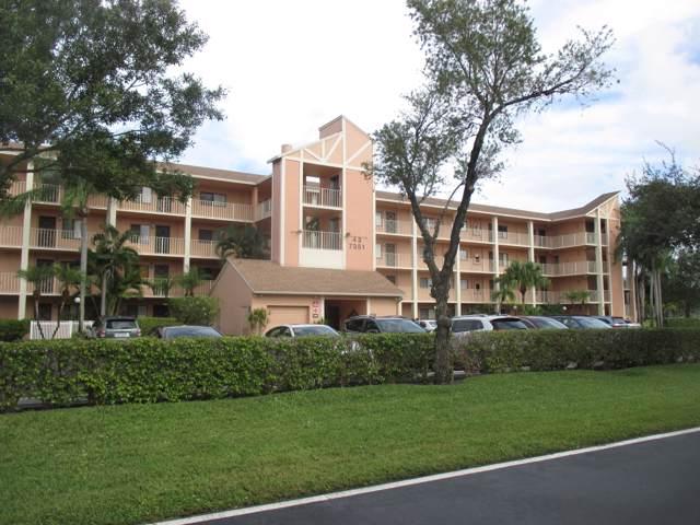 7351 Kinghurst Drive #401, Delray Beach, FL 33446 (#RX-10577001) :: Weichert, Realtors® - True Quality Service