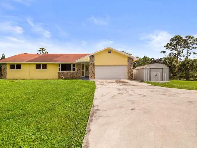 4570 Coconut Boulevard, The Acreage, FL 33470 (#RX-10577049) :: Ryan Jennings Group