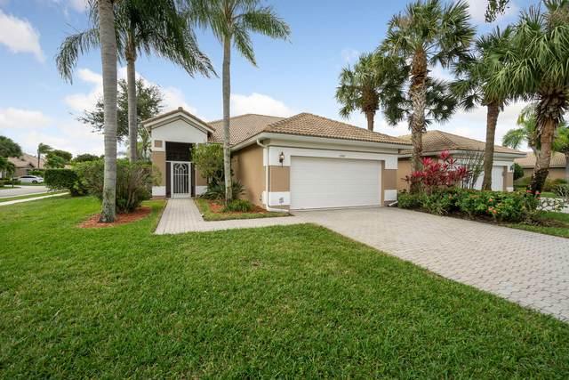 6900 Cairnwell Drive, Boynton Beach, FL 33472 (#RX-10577050) :: Ryan Jennings Group