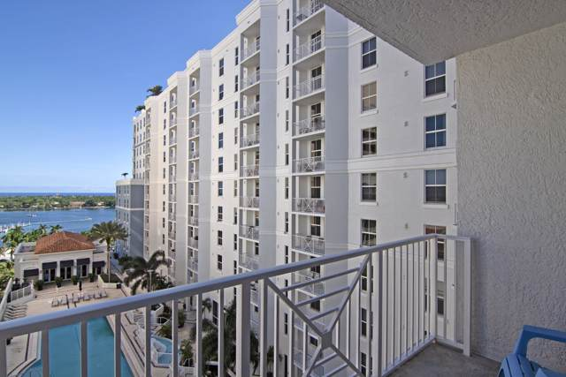 255 Evernia Street #1018, West Palm Beach, FL 33401 (#RX-10577167) :: Ryan Jennings Group