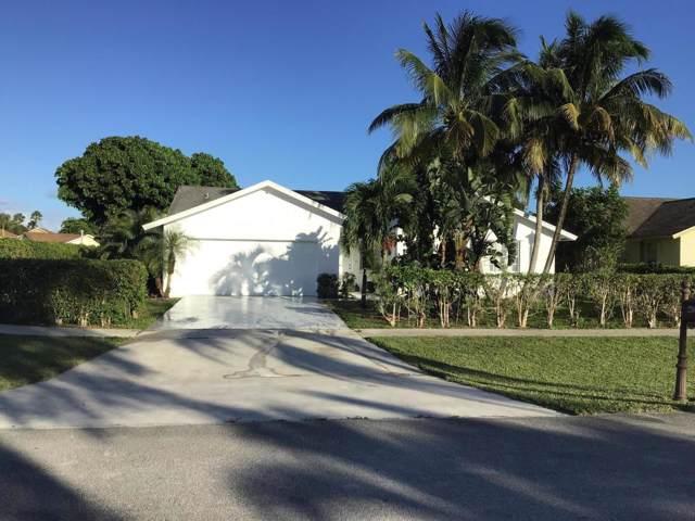 23040 SW 54th Avenue, Boca Raton, FL 33433 (#RX-10577298) :: Weichert, Realtors® - True Quality Service
