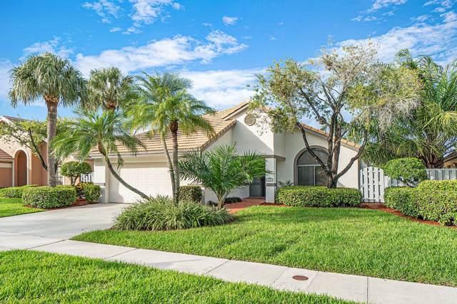 128 Executive Circle, Boynton Beach, FL 33436 (#RX-10577328) :: Ryan Jennings Group