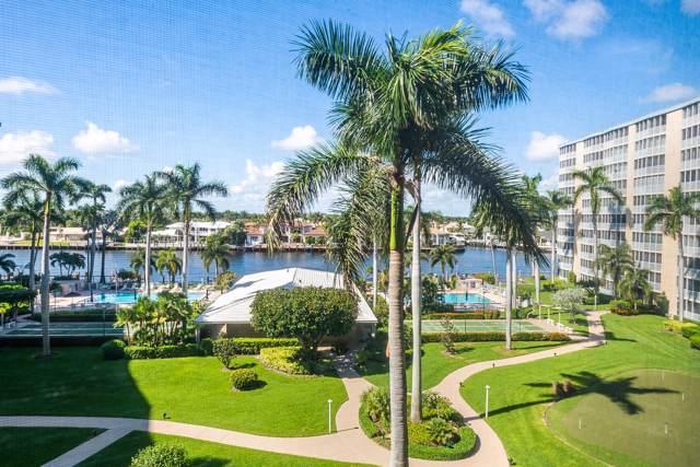 3224 S Ocean Boulevard 514B, Highland Beach, FL 33487 (#RX-10577357) :: Ryan Jennings Group