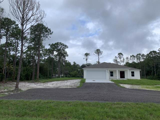 15693 Hamlin Boulevard, The Acreage, FL 33470 (#RX-10577849) :: Harold Simon   Keller Williams Realty Services