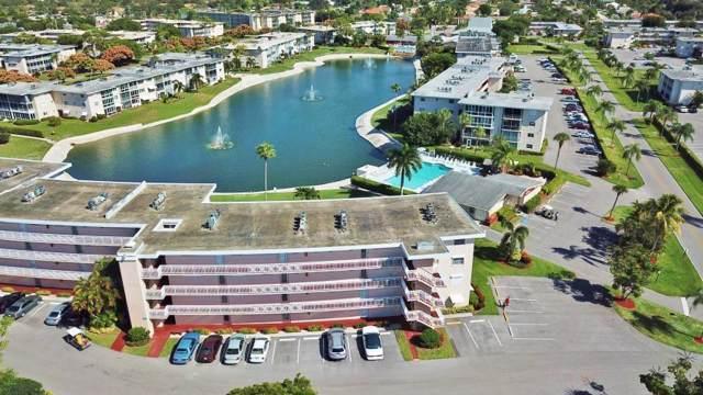 2615 Garden Drive N #204, Lake Worth, FL 33461 (#RX-10578121) :: Ryan Jennings Group