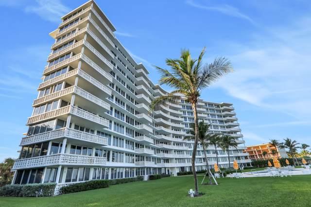 1225 S Ocean Boulevard #1003, Delray Beach, FL 33483 (MLS #RX-10578624) :: Berkshire Hathaway HomeServices EWM Realty