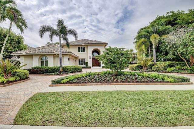 6180 Hollows Lane, Delray Beach, FL 33484 (MLS #RX-10578764) :: United Realty Group