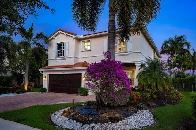 11802 Foxbriar Lake Trail, Boynton Beach, FL 33473 (MLS #RX-10578912) :: Berkshire Hathaway HomeServices EWM Realty