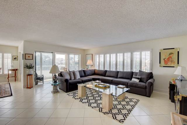 600 S Ocean Boulevard #2040, Boca Raton, FL 33432 (#RX-10578919) :: Posh Properties