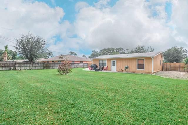 1271 SW Porter Road, Port Saint Lucie, FL 34953 (#RX-10579093) :: Ryan Jennings Group