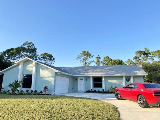 1465 SW Sudder Avenue, Port Saint Lucie, FL 34953 (#RX-10579141) :: The Reynolds Team/ONE Sotheby's International Realty