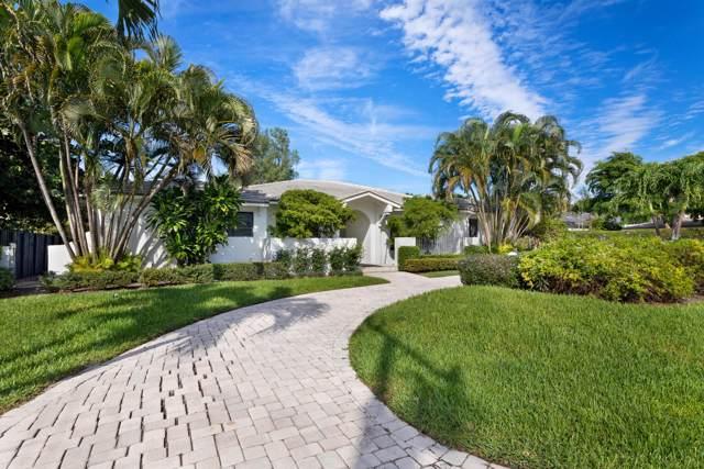 1153 Harbor Drive, Delray Beach, FL 33483 (MLS #RX-10579547) :: Berkshire Hathaway HomeServices EWM Realty