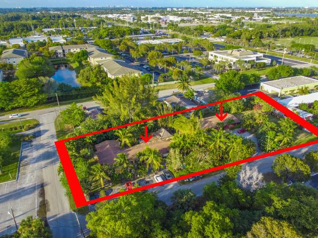 3083 Ferrell Drive #10, Lake Worth, FL 33461 (MLS #RX-10579553) :: Berkshire Hathaway HomeServices EWM Realty