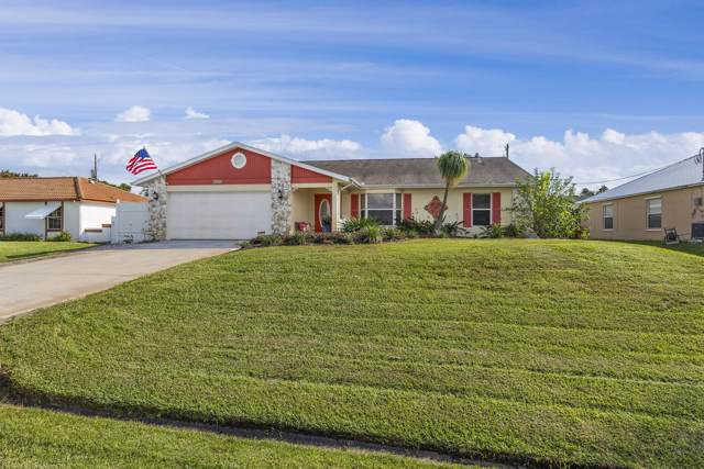 6917 NW Brookhaven Avenue, Port Saint Lucie, FL 34983 (MLS #RX-10579657) :: Berkshire Hathaway HomeServices EWM Realty