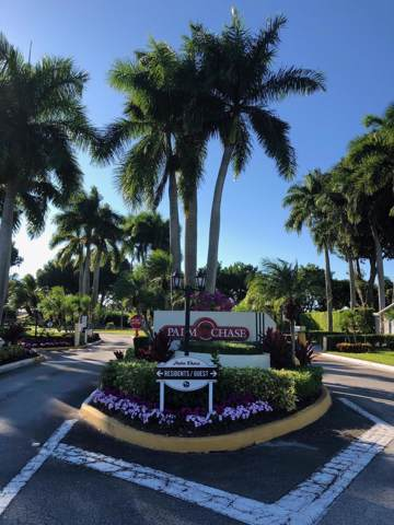 10828 Lake Palm Lane #201, Boynton Beach, FL 33437 (MLS #RX-10579729) :: Berkshire Hathaway HomeServices EWM Realty