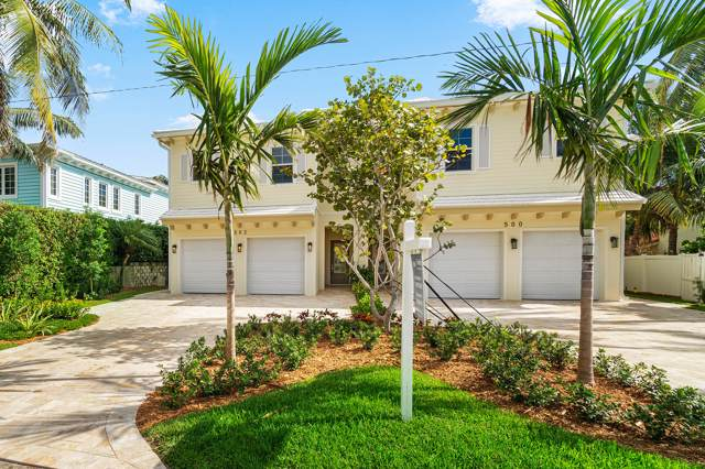 500 NE Wavecrest Way, Boca Raton, FL 33432 (#RX-10579750) :: Ryan Jennings Group