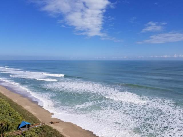 9650 S Ocean Drive #1502, Jensen Beach, FL 34957 (#RX-10579924) :: Ryan Jennings Group