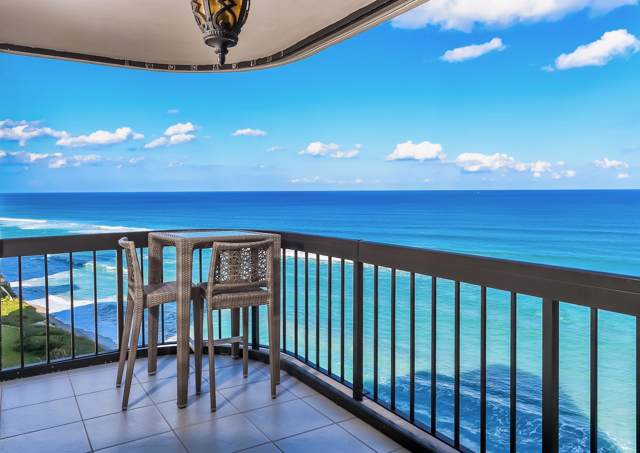5380 N Ocean Drive 16F, Singer Island, FL 33404 (#RX-10579959) :: Ryan Jennings Group