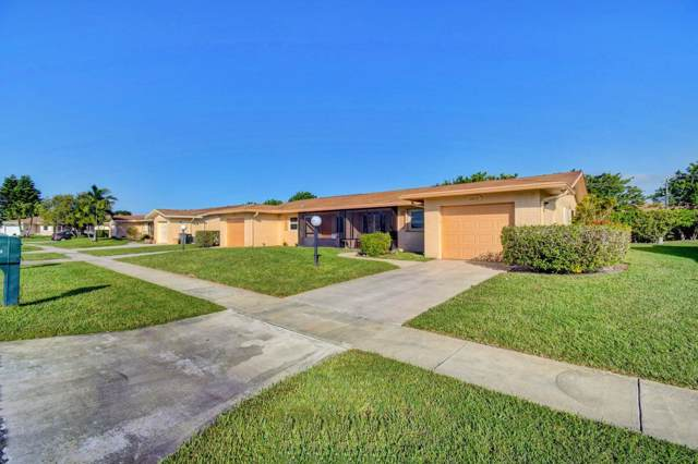 13212 Via Vesta, Delray Beach, FL 33484 (#RX-10580103) :: Ryan Jennings Group