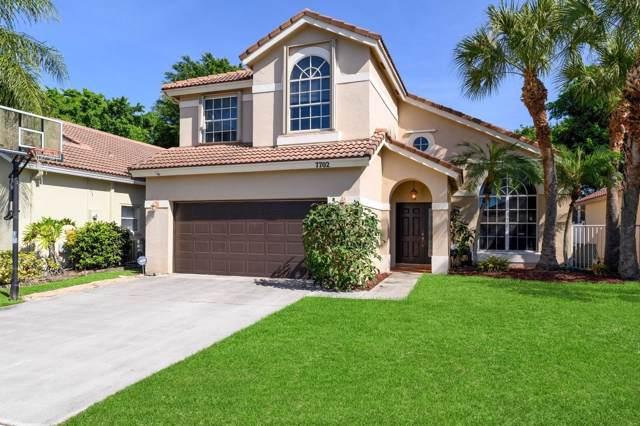 7702 Hoffy Circle, Lake Worth, FL 33467 (MLS #RX-10580229) :: Berkshire Hathaway HomeServices EWM Realty