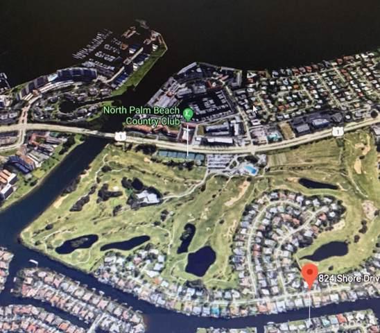 824 Shore Drive, North Palm Beach, FL 33408 (#RX-10580242) :: Keller Williams Vero Beach