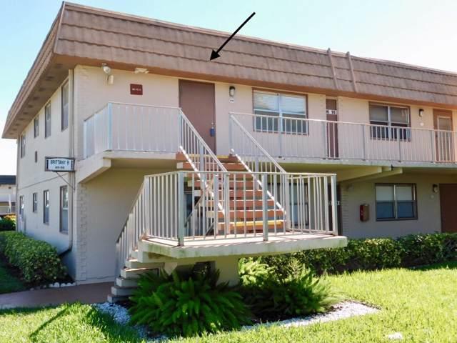 96 Brittany B, Delray Beach, FL 33446 (#RX-10580837) :: Ryan Jennings Group