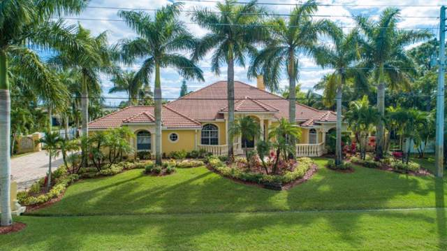 348 SW Paar Drive, Port Saint Lucie, FL 34953 (#RX-10580844) :: The Reynolds Team/ONE Sotheby's International Realty