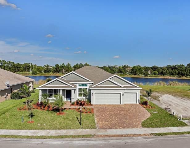 405 SW Vista Lake Drive, Port Saint Lucie, FL 34953 (#RX-10580951) :: Ryan Jennings Group
