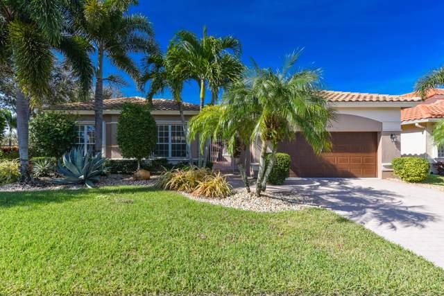 9055 Padova Drive, Boynton Beach, FL 33472 (#RX-10580973) :: Ryan Jennings Group