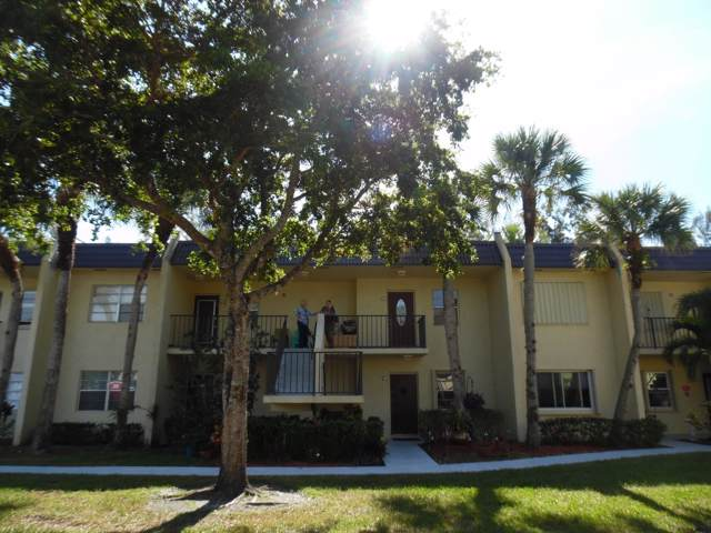 150 Lake Meryl Drive #248, West Palm Beach, FL 33411 (MLS #RX-10581009) :: Berkshire Hathaway HomeServices EWM Realty