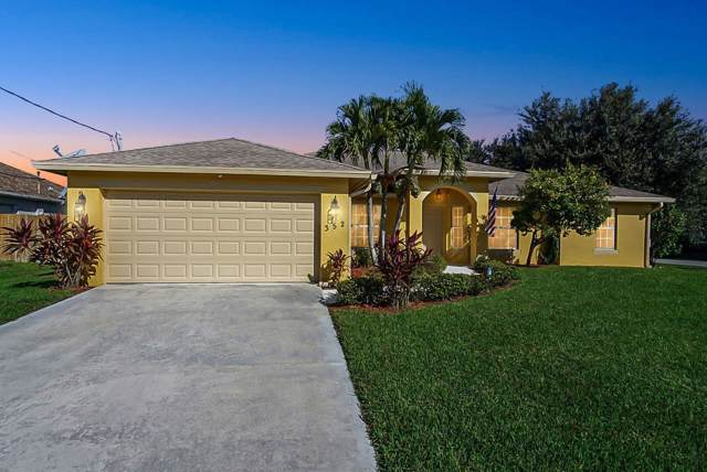 352 SW South Quick Circle, Port Saint Lucie, FL 34953 (#RX-10581058) :: The Reynolds Team/ONE Sotheby's International Realty