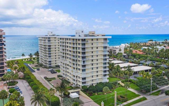 500 Ocean Drive W10b, Juno Beach, FL 33408 (#RX-10581174) :: Ryan Jennings Group