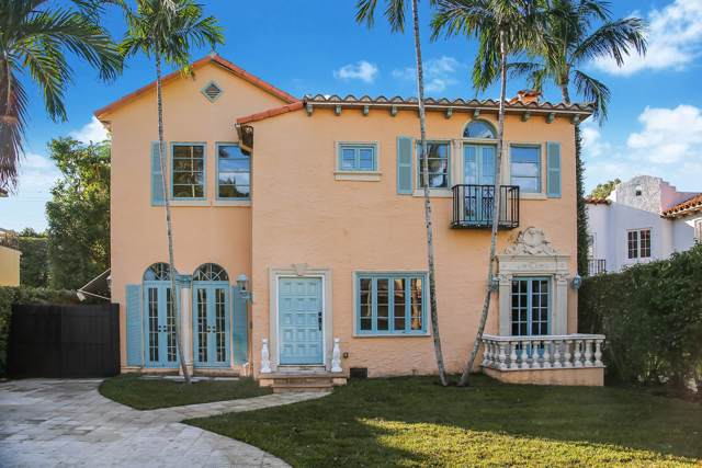 218 Everglade Avenue, Palm Beach, FL 33480 (#RX-10581355) :: Ryan Jennings Group