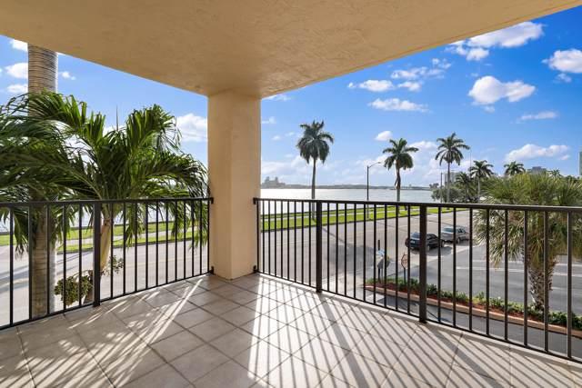 1801 N Flagler Drive #202, West Palm Beach, FL 33407 (#RX-10581534) :: Ryan Jennings Group