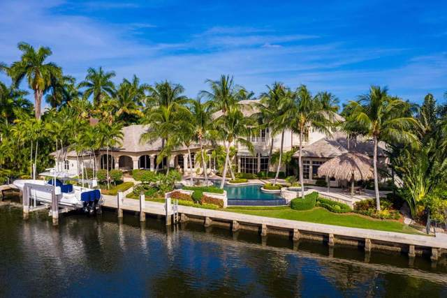 1033 Waterway Lane, Delray Beach, FL 33483 (#RX-10581963) :: Ryan Jennings Group