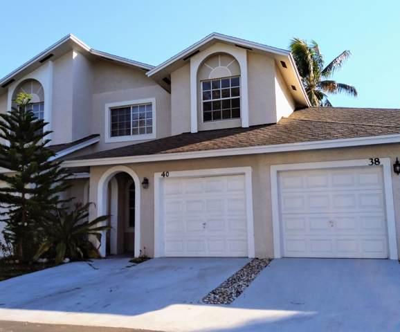 40 Desford Lane, Boynton Beach, FL 33426 (#RX-10582119) :: Ryan Jennings Group