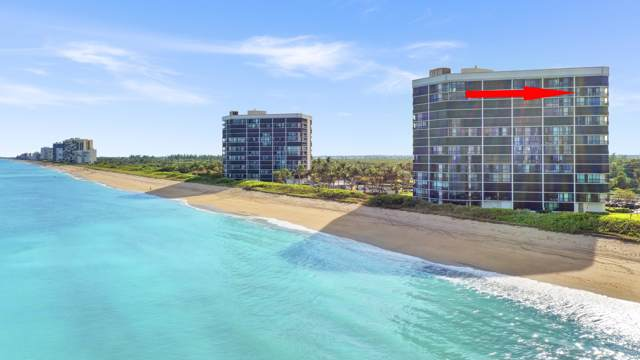 8800 S Ocean Drive #1301, Jensen Beach, FL 34957 (#RX-10582174) :: Ryan Jennings Group