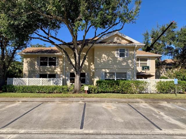 8135 Bridgewater Court 35C, Lake Clarke Shores, FL 33406 (MLS #RX-10582197) :: The Jack Coden Group