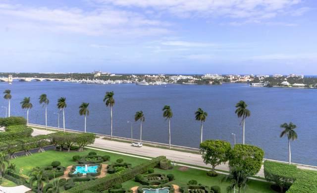 1801 S Flagler Drive #1107, West Palm Beach, FL 33401 (#RX-10582243) :: Ryan Jennings Group
