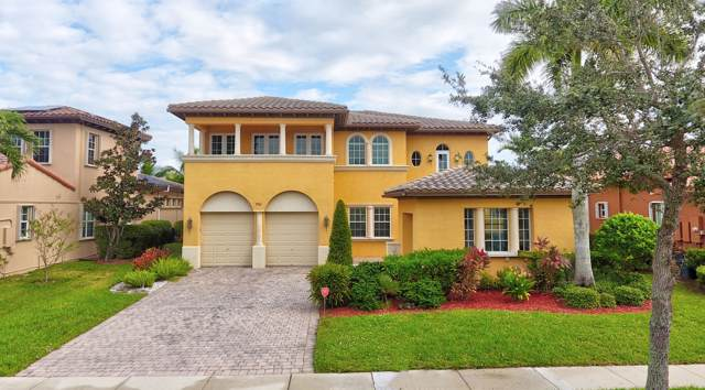 7962 NW 109th Lane, Parkland, FL 33076 (#RX-10582378) :: The Reynolds Team/ONE Sotheby's International Realty